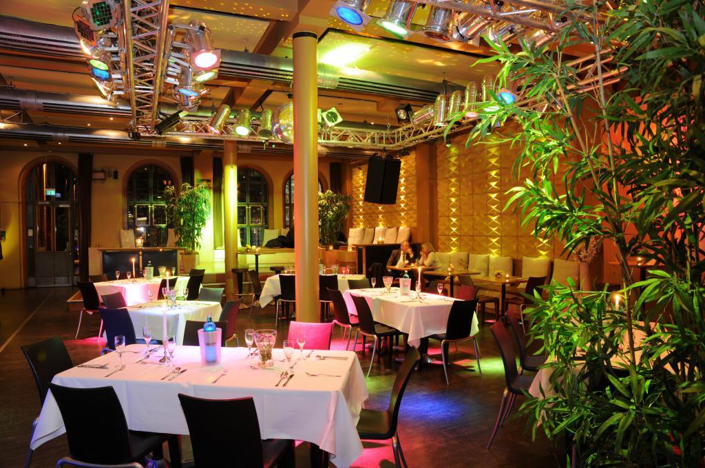 Club Lounge Restaurant Gleis1 Restaurant Und Lounge